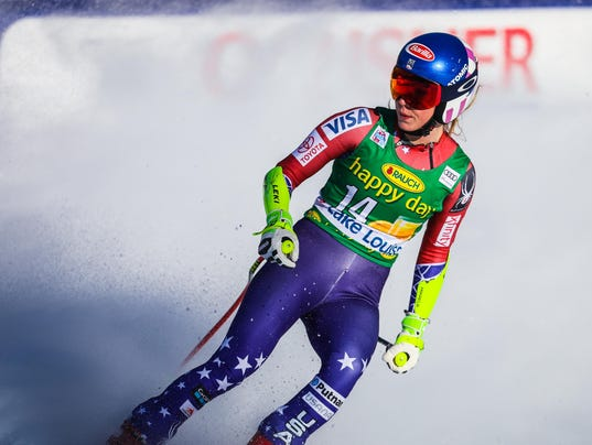 Alpine Skiing: 2017 Lake Louise Audi FIS Skiing Ladies Super G
