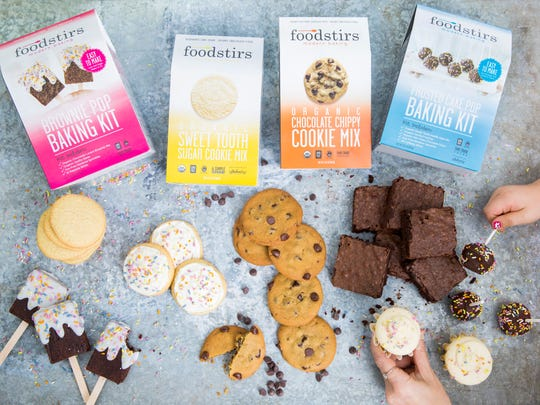 Sarah Michelle Gellar's Foodstirs baking kits are made