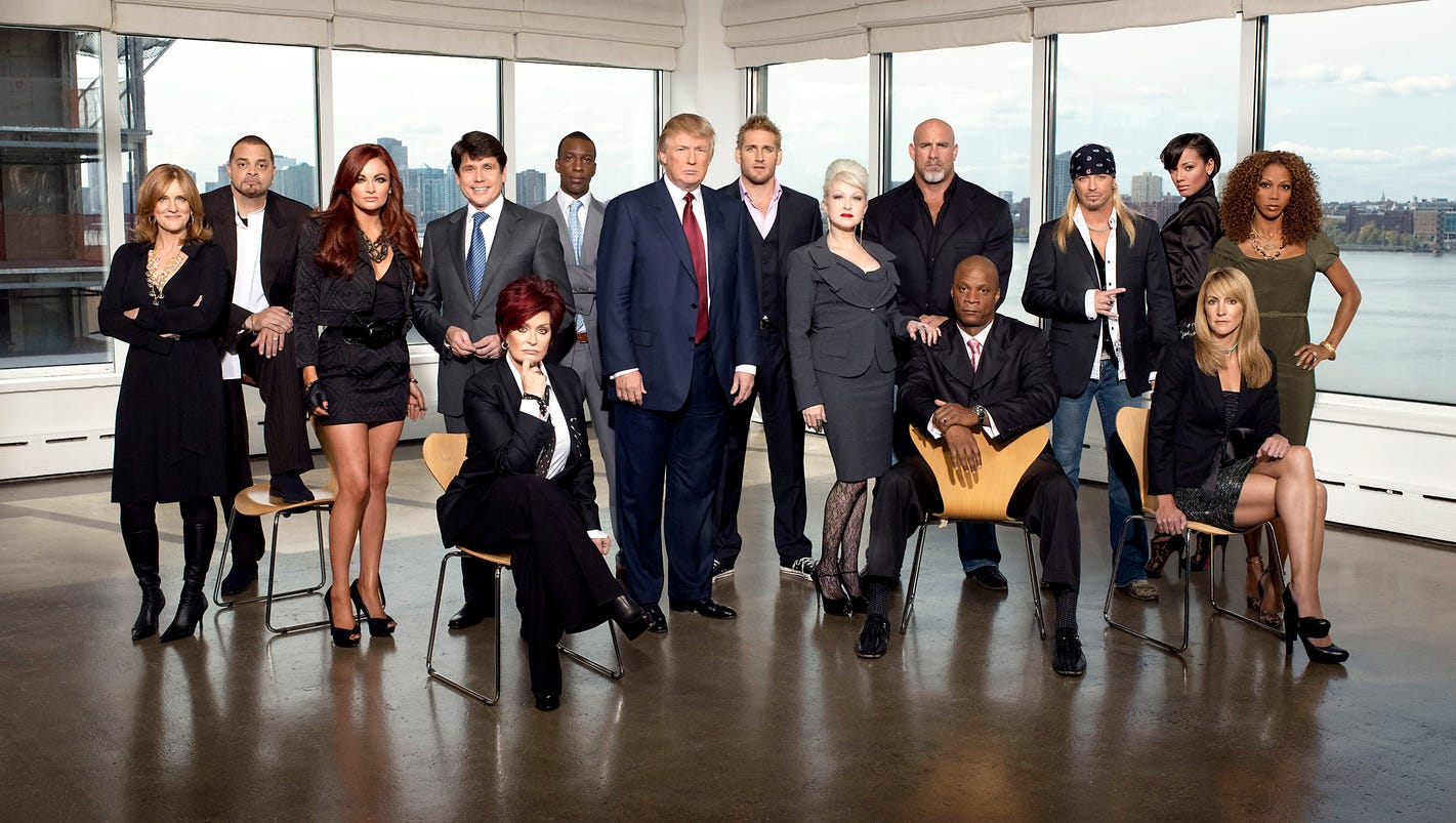 Celebrity Apprentice - msn.com