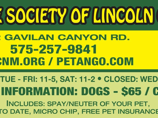 Humane Society of Lincoln County