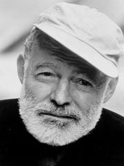 The life of Ernest Hemingway, author of books that were made into movies, was also the subject of multiple films.