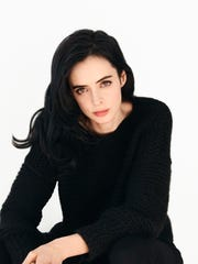 Author and actress Krysten Ritter.