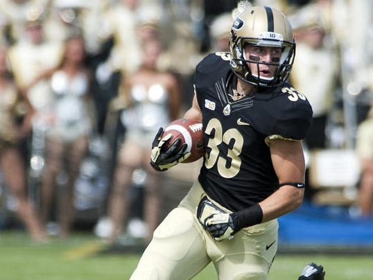when does purdue play notre dame in football