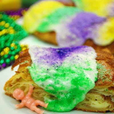 Best King Cake In Los Angeles