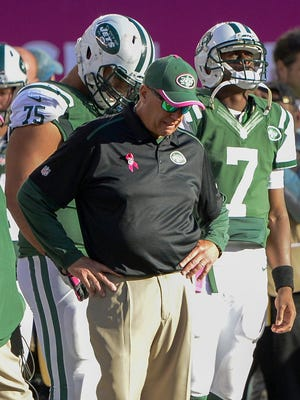 The Jets failed to make the postseason the last four seasons but were plagued by poor quarterback play.