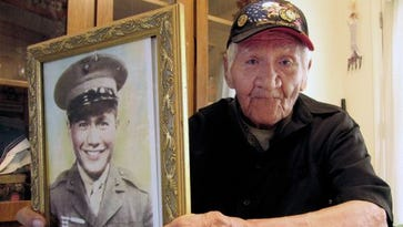 Lloyd Oliver, 1 of the last early Code Talkers, dies