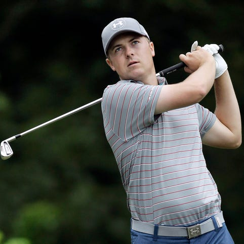 Jordan Spieth is ready to make some noise at the Byron Nelson in his home state.