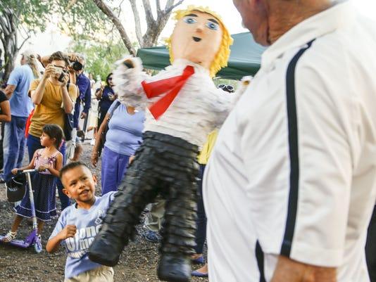 Donald Trump in Phoenix