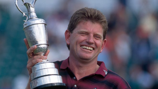 Nick Price at the 1994 British Open (Phil Sheldon/Popperfoto/Getty Images)