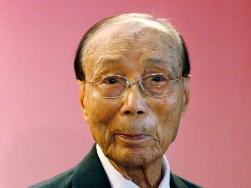 Hong Kong movie producer Run Run Shaw has died at the age of 107.