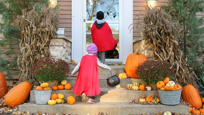 Trick-or-treat hours are scheduled in the Wisconsin Rapids area.