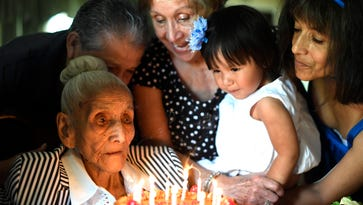 Fair Lawn woman celebrates 110th birthday, may now be oldest N.J. resident