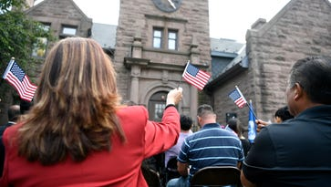 Hackensack says hello to 30 new U.S. citizens at naturalization ceremony