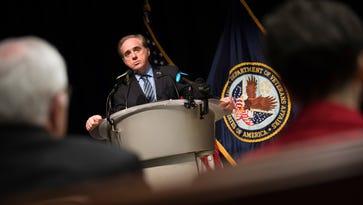 VA Secretary David Shulkin ousts three execs, consolidates oversight of 23 hospitals