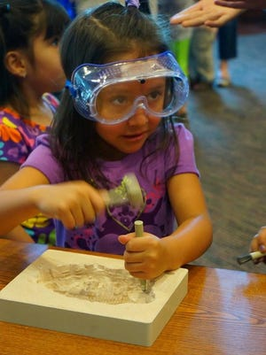 Holloman School Age Center offers a variety of activities for children including homework assistance, recreational sports, clubs and field trips.