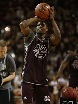 Mississippi State freshman Malik Newman was named preseason second-team All-SEC on Wednesday.
