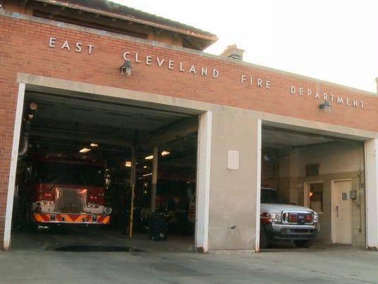 East Cleveland's firefighting equipment crumbling