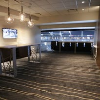 The last suite at the Bucks arena: No. 13 available for $295,000, and a butler is included