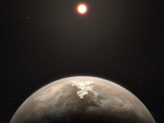 Hello, neighbor! Nearby planet could support life