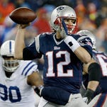 Tom Brady may be one of the best quarterbacks around, but he hates pressure.