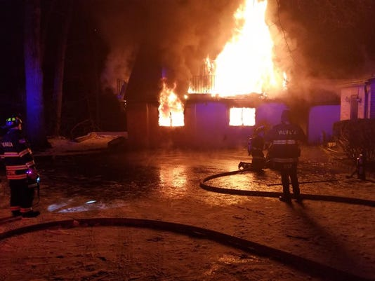 Valhalla apartment fire