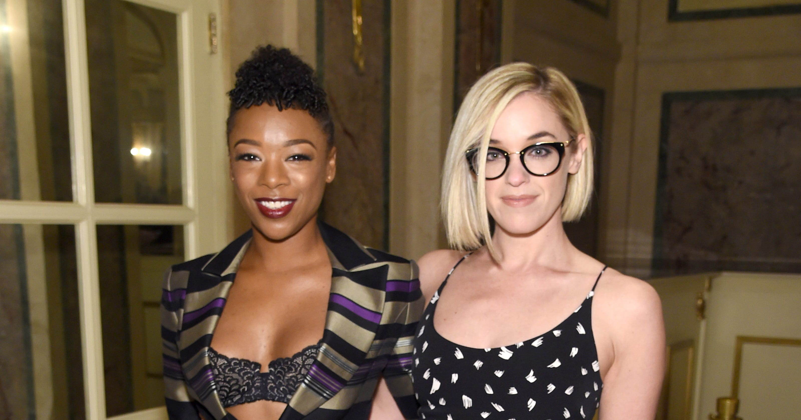 Samira Wiley On Why She And Fiancé Lauren Morelli Are So
