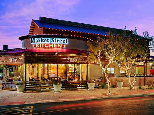 New chef at Market Street Kitchen in DC Ranch