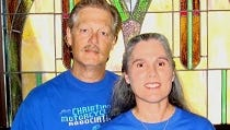 Robb and Kathy Blanchette will be guest speakers at One Way Cafe on Friday, Sept. 18.