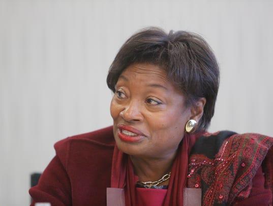 New York State Senator Andrea Stewart-Cousins