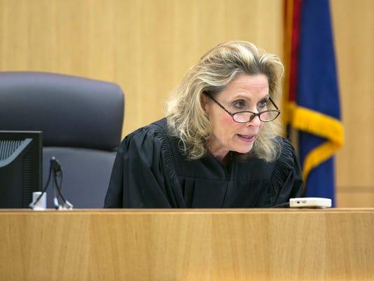 Jodi Arias Judge Sherry Stephens