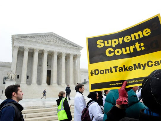 The U.S. Supreme Court heard oral arguments on March