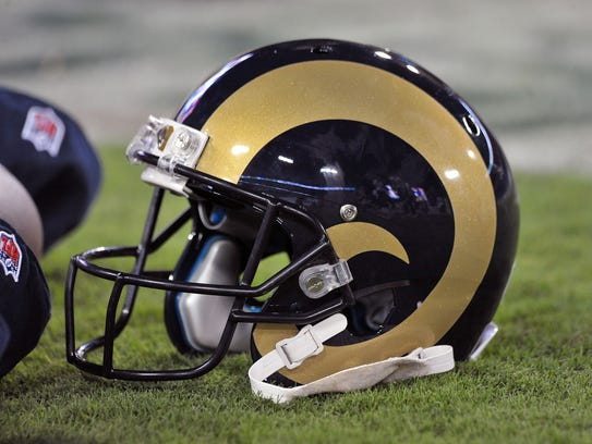 The Rams took some shots at the city of St. Louis in