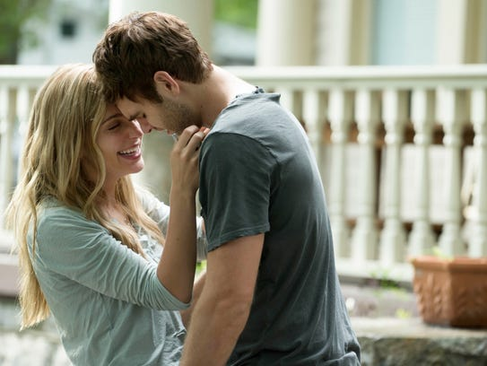 """Jessica Rothe and Alex Roe star in """"Forever My Girl."""""""