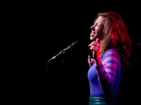 Rachael Price of Lake Street Dive performs during the
