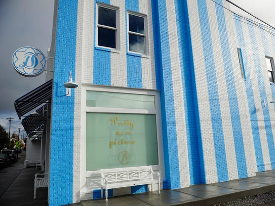 Exterior: Inside Draper James, Reese Witherspoon's Nashville Store