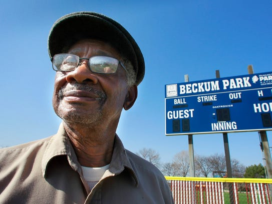 The former Negro League player, James W. Beckum, founded