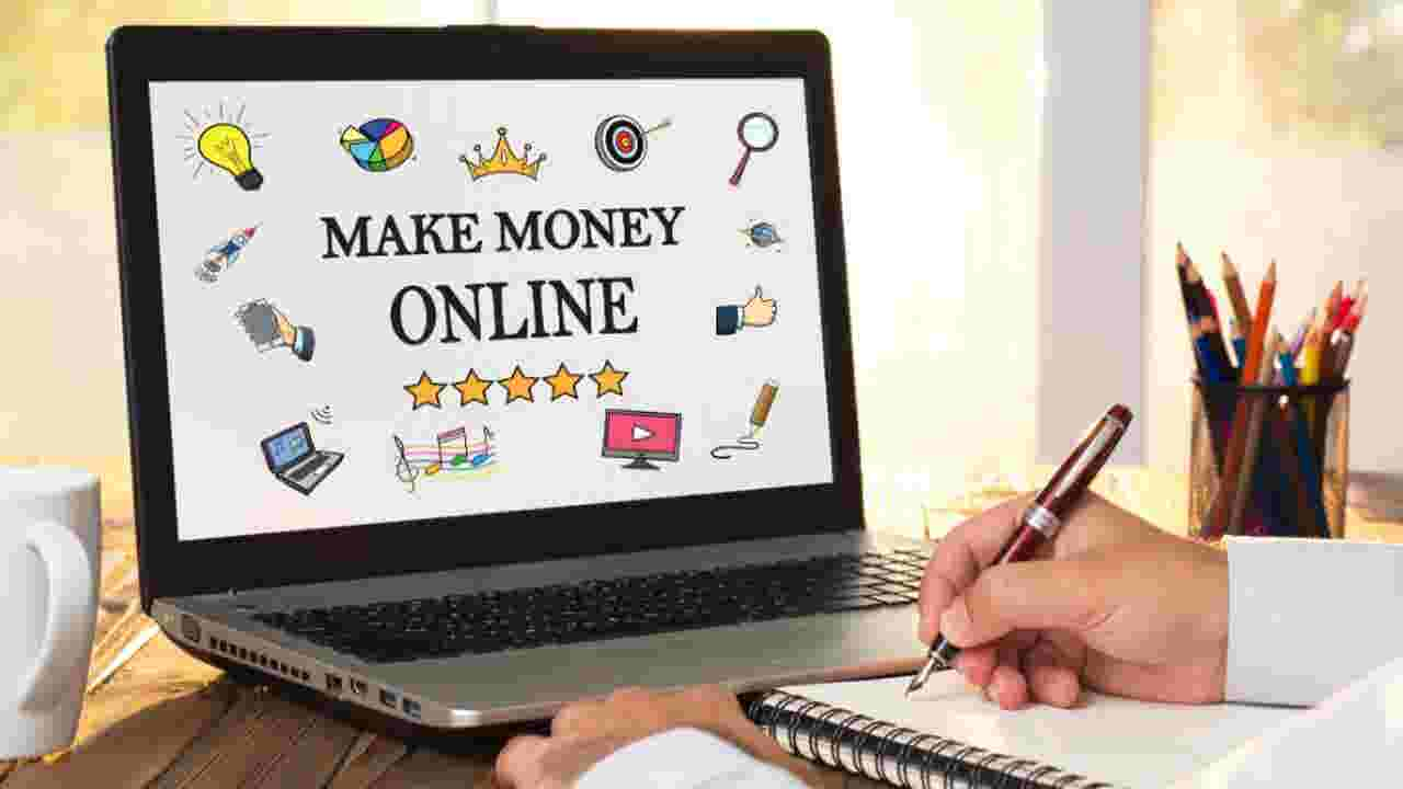 4964088b5 11 best innovative ways to make money online, and avoid the Internet job  scams