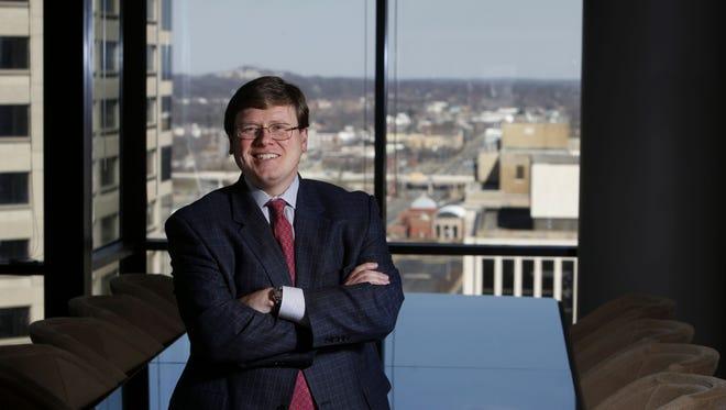 Charles Robert Bone has announced that he will run for Nashville mayor.