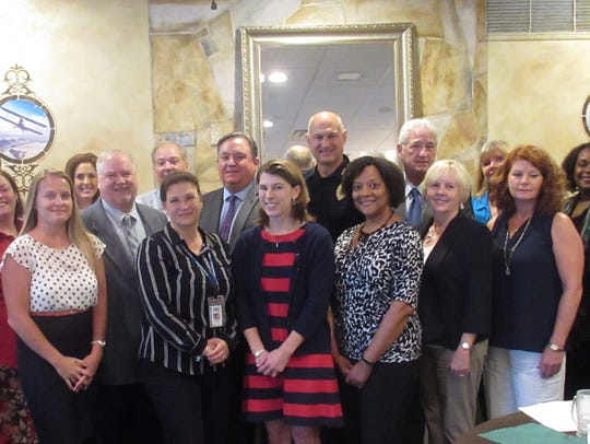 Members of the Executive Roundtable of Indian River