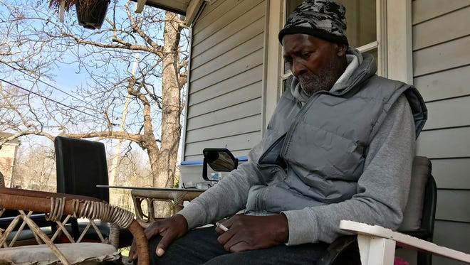 Charles Cureton, 69, describes himself as a lifelong heroin addict. He overdosed last month inside his West Greenville home. Opioid-related overdoses and overdose deaths have risen in Greenville County and across South Carolina in recent years.