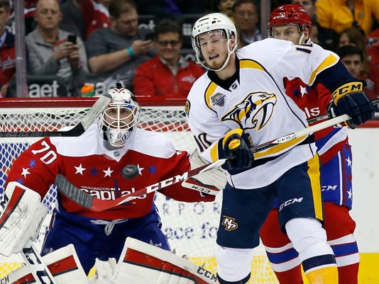 Braden Holtby, Colton Sissons