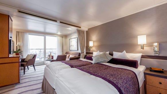 EUROPA_Veranda Suite