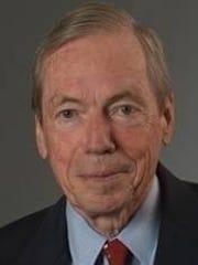 Mark McCormick, a former Iowa Supreme Court Justice