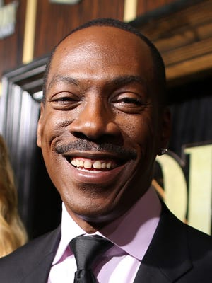 "It's a happy day. Eddie Murphy is returning to ""SNL."""