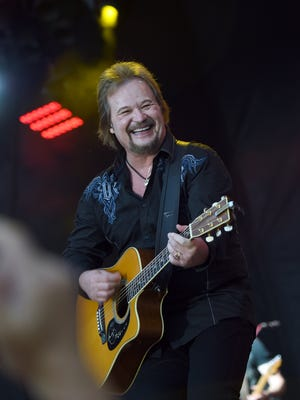 Fans will see Travis Tritt on Friday at the 2017 Las Cruces Country Music Festival.