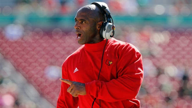 Texas: Charlie Strong replaces Mack Brown.