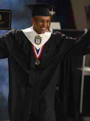 Central Magnet School held its 2017 graduation ceremony