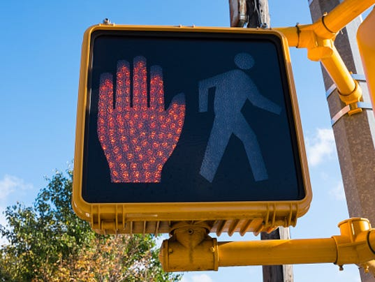 STOCKIMAGE-Pedestrian
