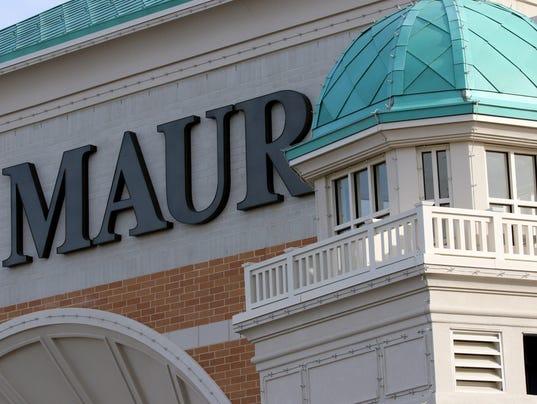 Von Maur raise signature cupolas