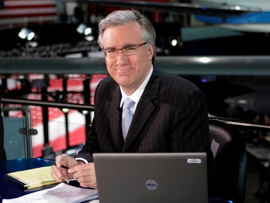 AP TV OLBERMANN CURRENT A FILE ENT USA CA